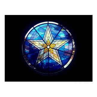Estrela do cartão de Stella Maris