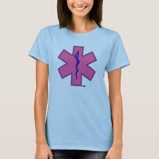 Estrela do CYCAD da camisa das senhoras da vida