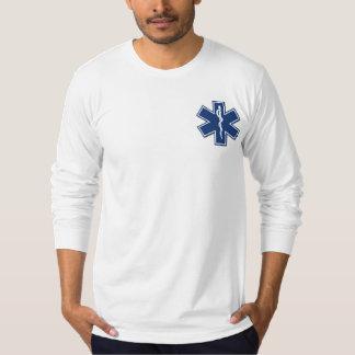 Estrela do EMS de camisas da vida