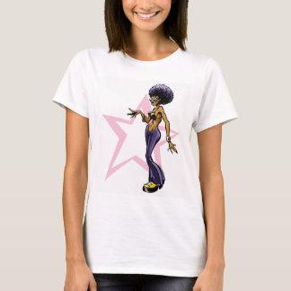 Estrela do funk camiseta