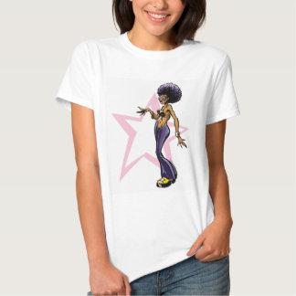 Estrela do funk t-shirt
