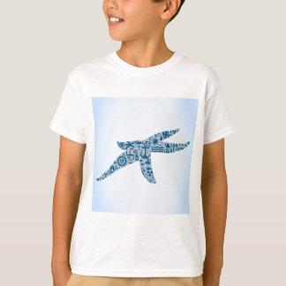 Estrela do mar camiseta