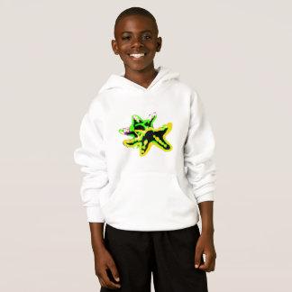 Estrela do mar de dois néons
