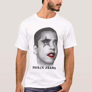 Estrela do rock de Barack Obama Camiseta