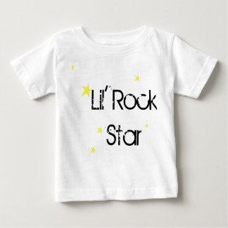 Estrela do rock de Lil Tshirt