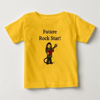 Estrela do rock futura t-shirts