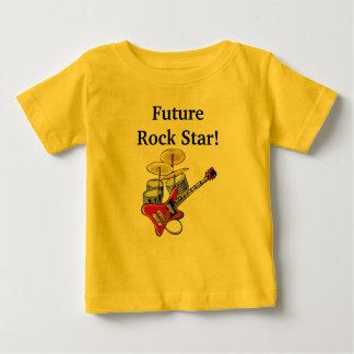 Estrela do rock futura tshirts