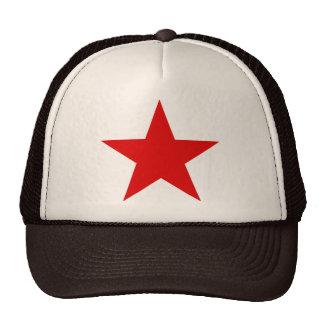 Estrela do vermelho de Jugoslávia Boné