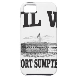 Estrela dobro do sumpter do forte capa tough para iPhone 5