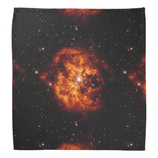 Estrela e nebulosa bandanas