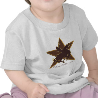 Estrela futura do rodeio t-shirts