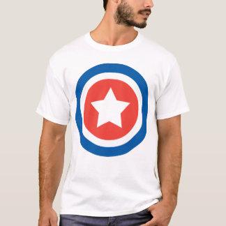 Estrela mundial camiseta