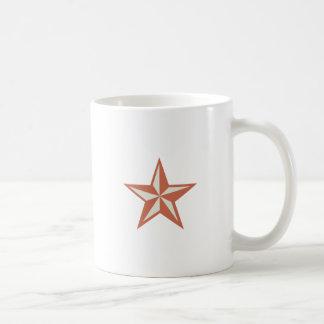 Estrela ocidental caneca