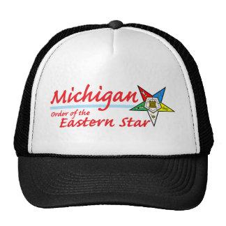 Estrela oriental de Michigan Boné