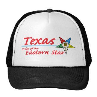 Estrela oriental de Texas Boné
