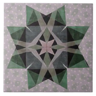 Estrela persa afligida 3 de Kaleidescopic da