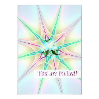 Estrela Sparkling Convite Personalizados