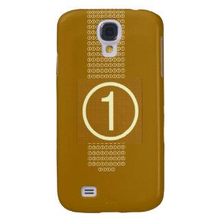 Estrela super NumberOne Capa Samsung Galaxy S4