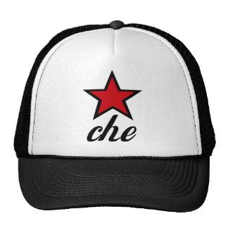 Estrela vermelha Che Guevara! Boné