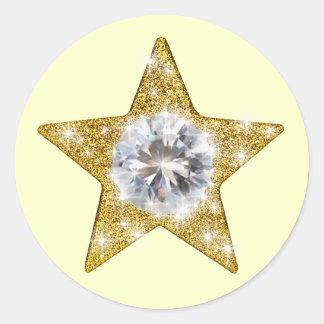 Estrelas Adesivo