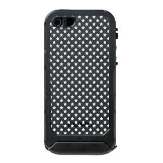 Estrelas brancas capa incipio ATLAS ID™ para iPhone 5