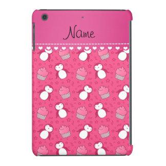 Estrelas cor-de-rosa conhecidas personalizadas dos capa para iPad mini retina