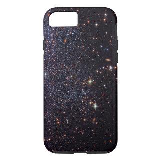 Estrelas da nebulosa do geek do espaço capa iPhone 7