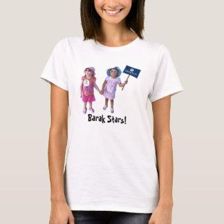 Estrelas de Barak! Camiseta