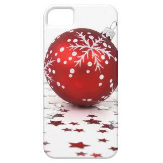 Estrelas do feriado do Natal Capa Para iPhone 5