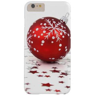 Estrelas do feriado do Natal Capas iPhone 6 Plus Barely There