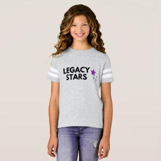 ESTRELAS do legado Camiseta
