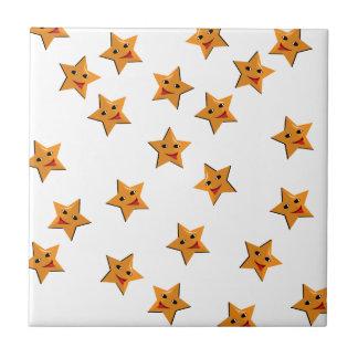 Estrelas felizes