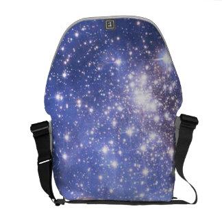 Estrelas infantis em galáxia vizinha bolsas mensageiro