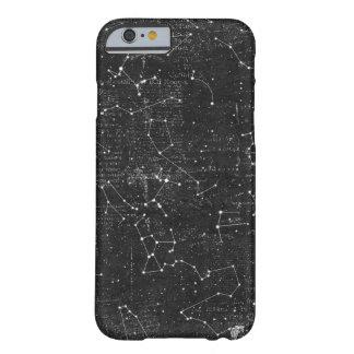 Estrelas na caixa do céu iPhone6 Capa Barely There Para iPhone 6