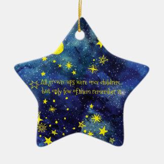 Estrelas pequenas do ornamento