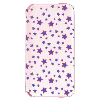 Estrelas vermelhas, brancas, e azuis