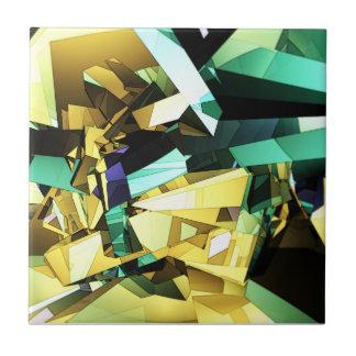 Estrutura da cor azulejos