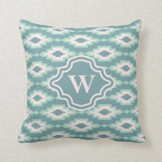 Estrutura Rhombic do ornamento - travesseiro Almofada