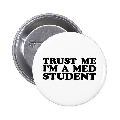 Estudante do MED Botons