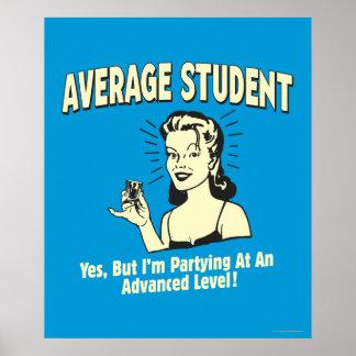Estudante médio: Partying avançado Pôster