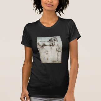 Estudo dos cavalos - Leonardo da Vinci Tshirt