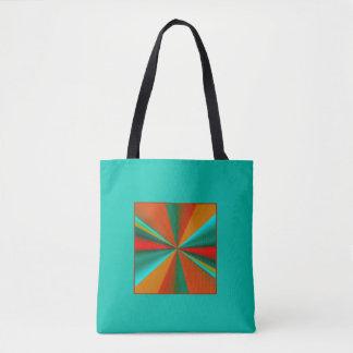 Esverdeie com os bolsas >Patterned queimados do