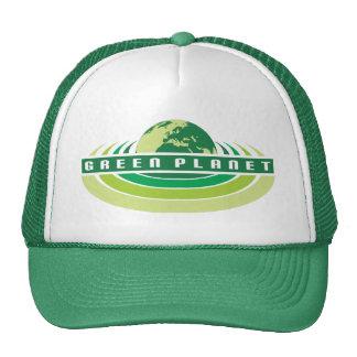 Esverdeie o chapéu do planeta boné