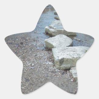 Etapas 1 da rocha adesito estrela