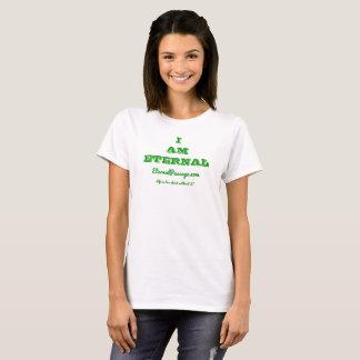 EternalPassage.com EU SOU a camisa ETERNO das