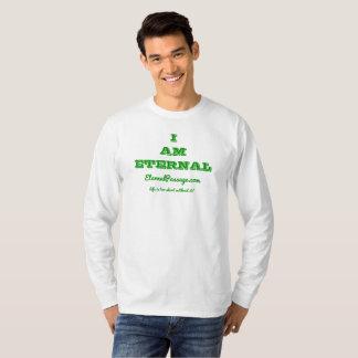 EternalPassage.com EU SOU camisa longa ETERNO da
