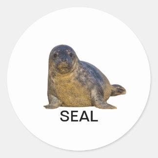 Etiqueta 02 do selo