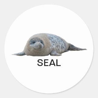 Etiqueta 04 do selo
