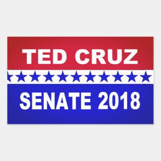 Etiqueta 2018 do Senado de Ted Cruz