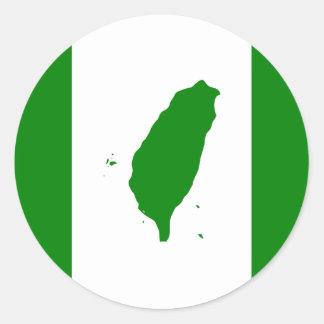 Etiqueta 2 da bandeira de Formosa